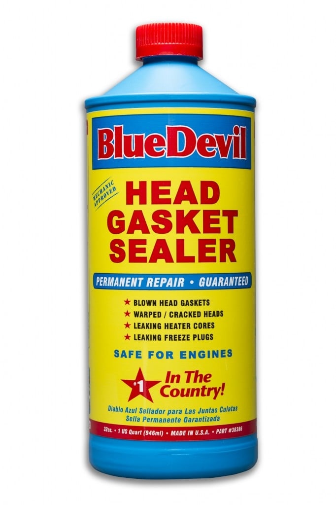 BlueDevil Head Gasket Sealer | BlueDevil Products