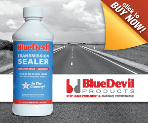 Stop Transmission Leaks & Avoid High Repair Costs | BlueDevil Products