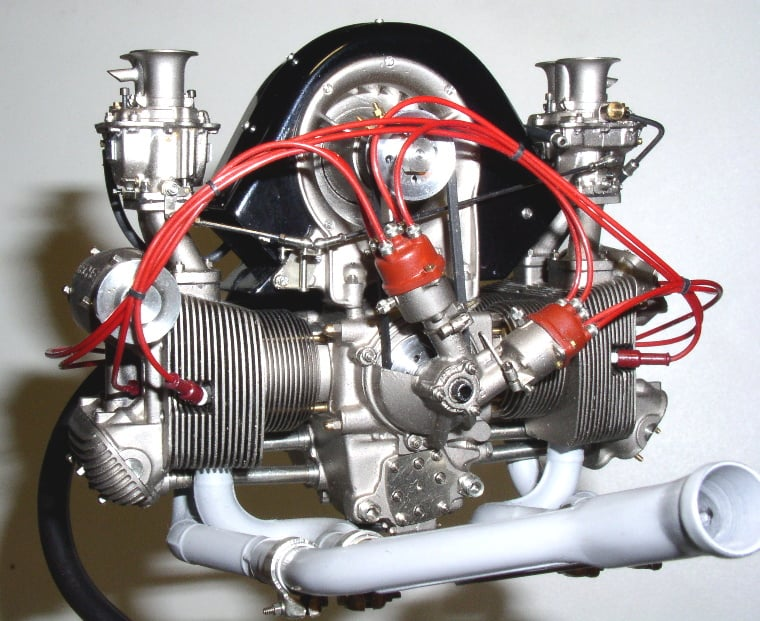 Air Cooled Engine Www Aircooledhead Com
