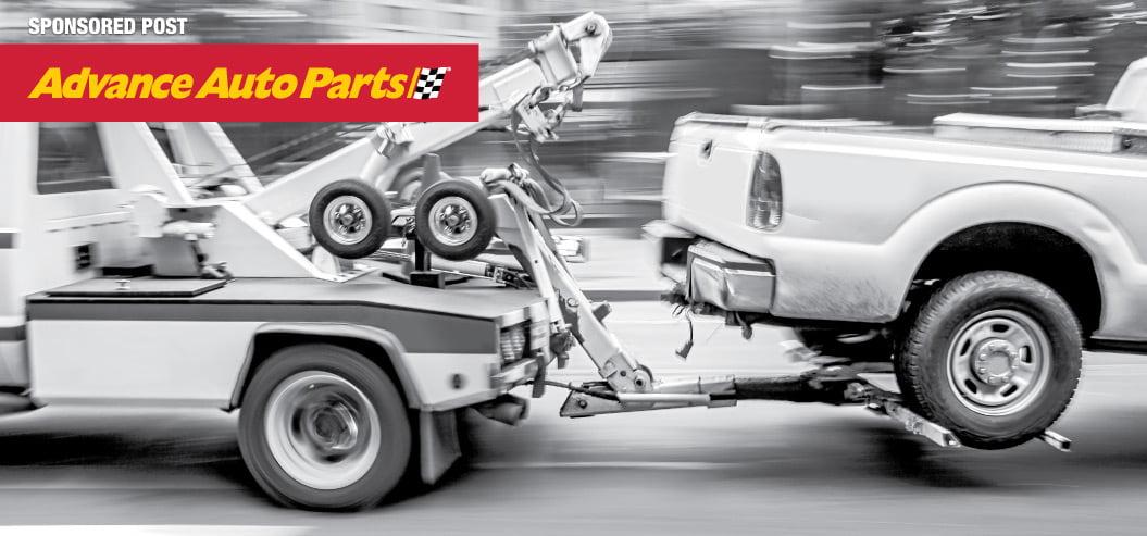 advance auto parts sponsor
