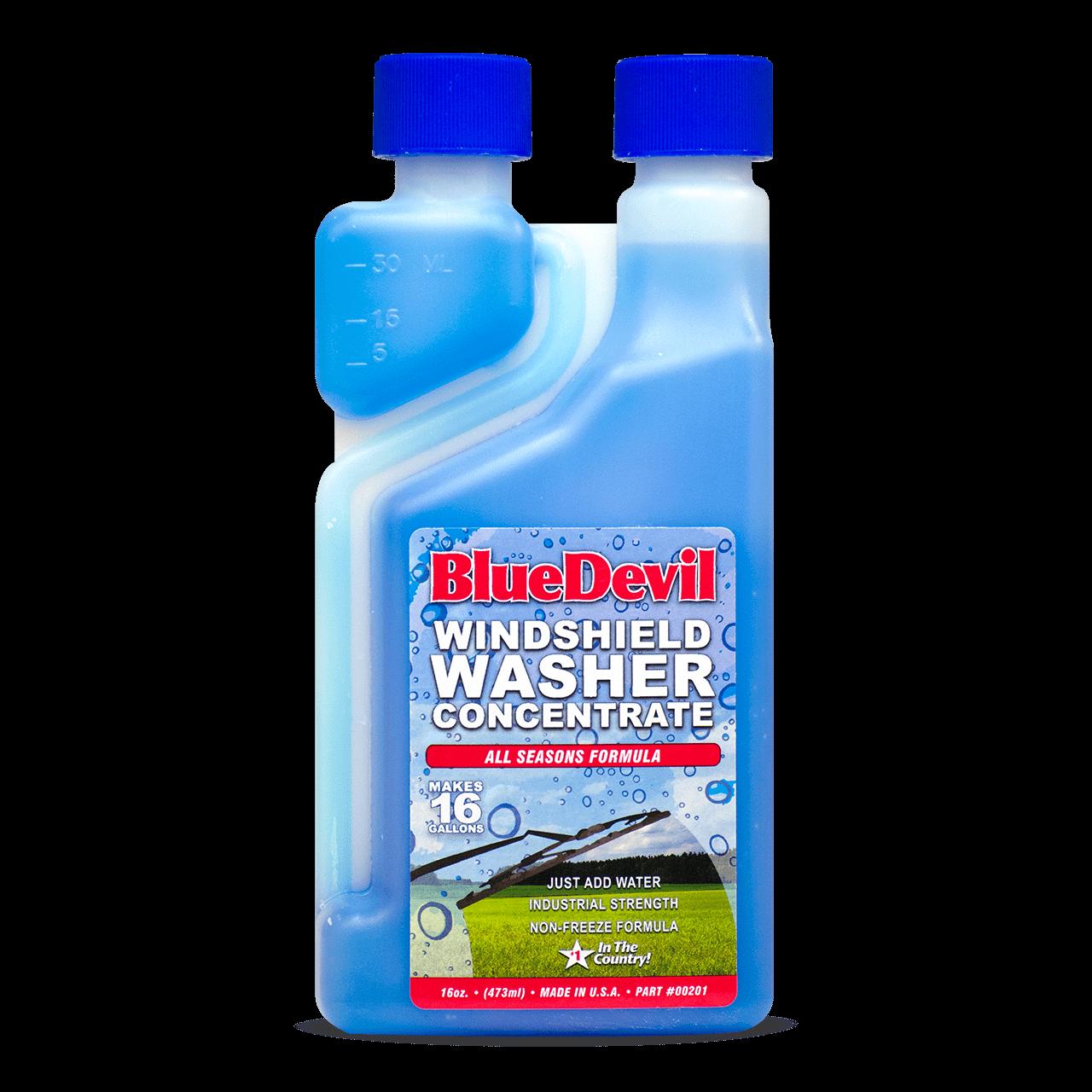Best Car Washer Fluid