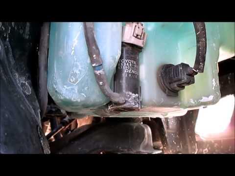 How To Refill Windshield Wiper Fluid Vs Water