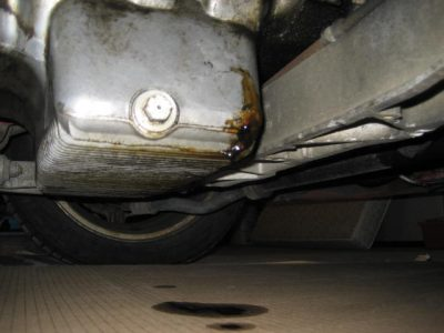 Car Leaking Oil >> Where Is My Oil Leak Bluedevil Products