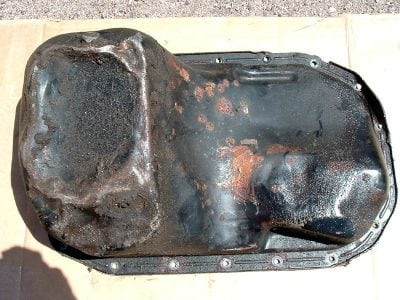 Oil Pan Gasket Replacement Cost >> How To Fix An Oil Pan Gasket Leak Bluedevil Products