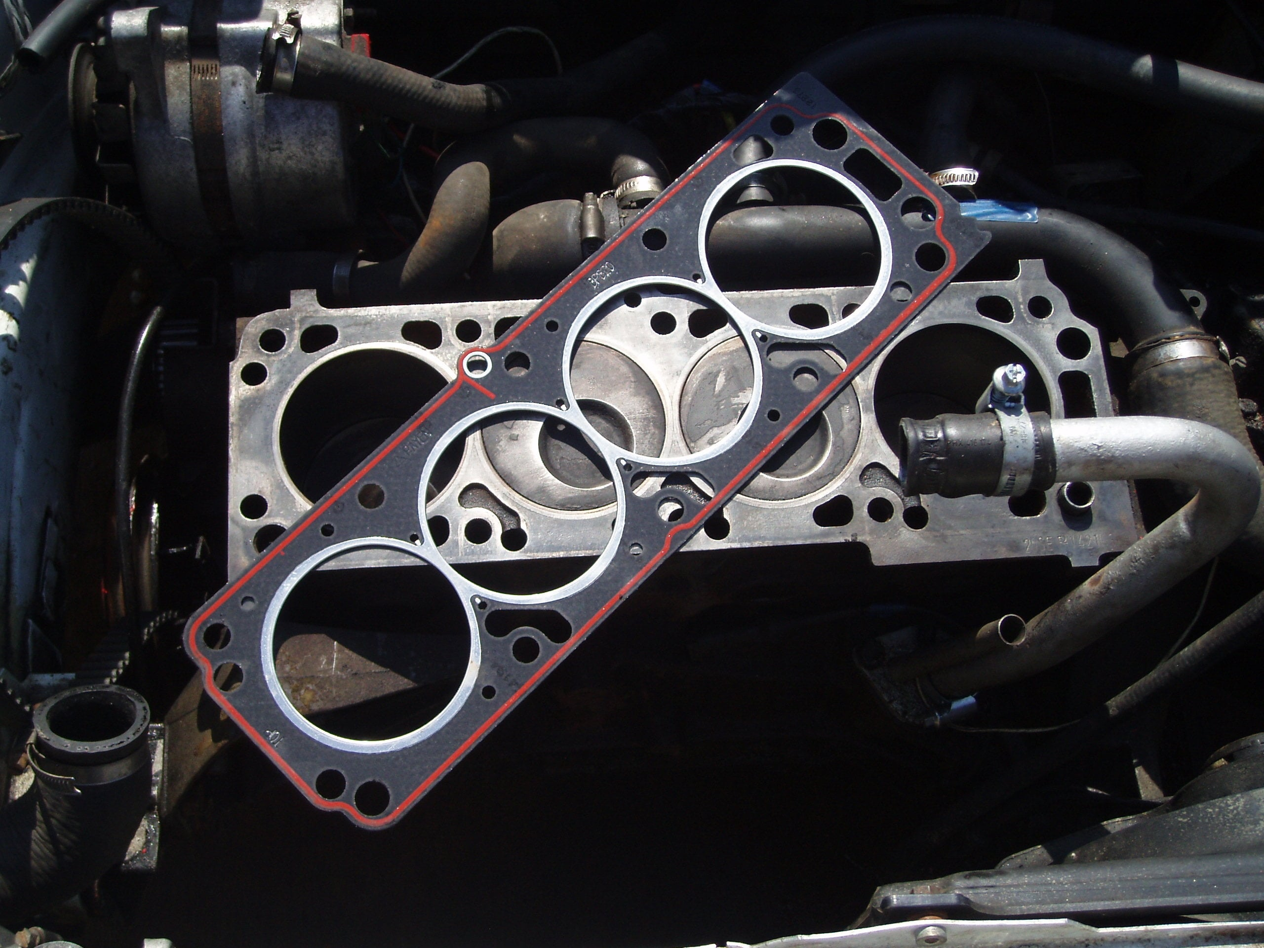 Blown Head Gasket Repair Cost - BlueDevil Products