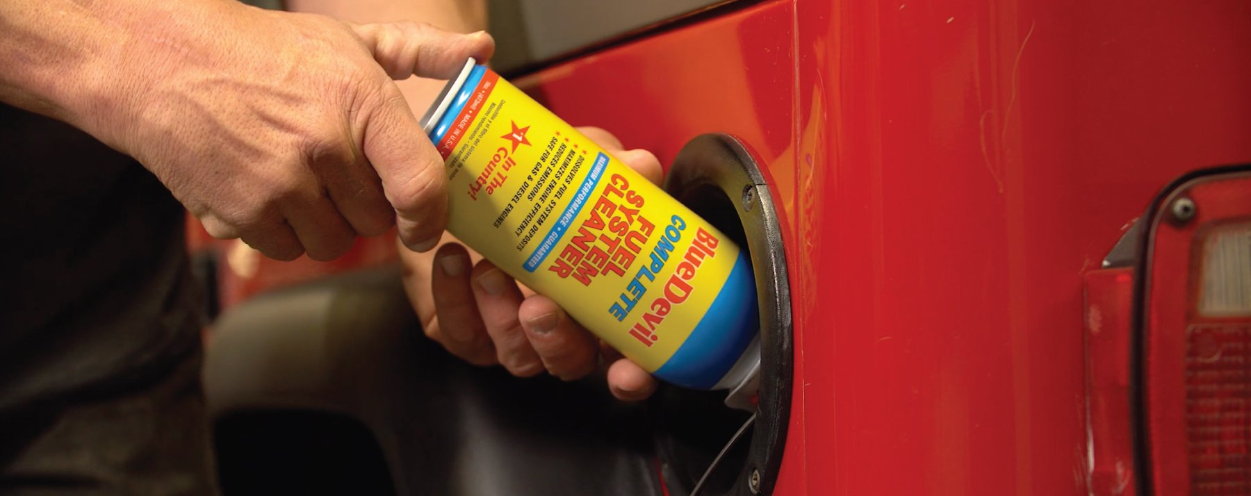 BlueDevil Fuel System Cleaner