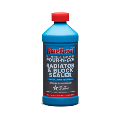 Radiator & Block Sealer