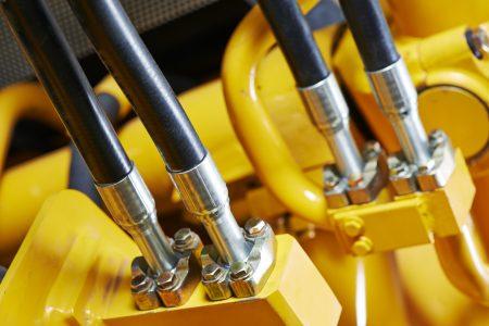 hydraulic system leak