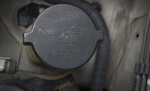 changing power steering fluid