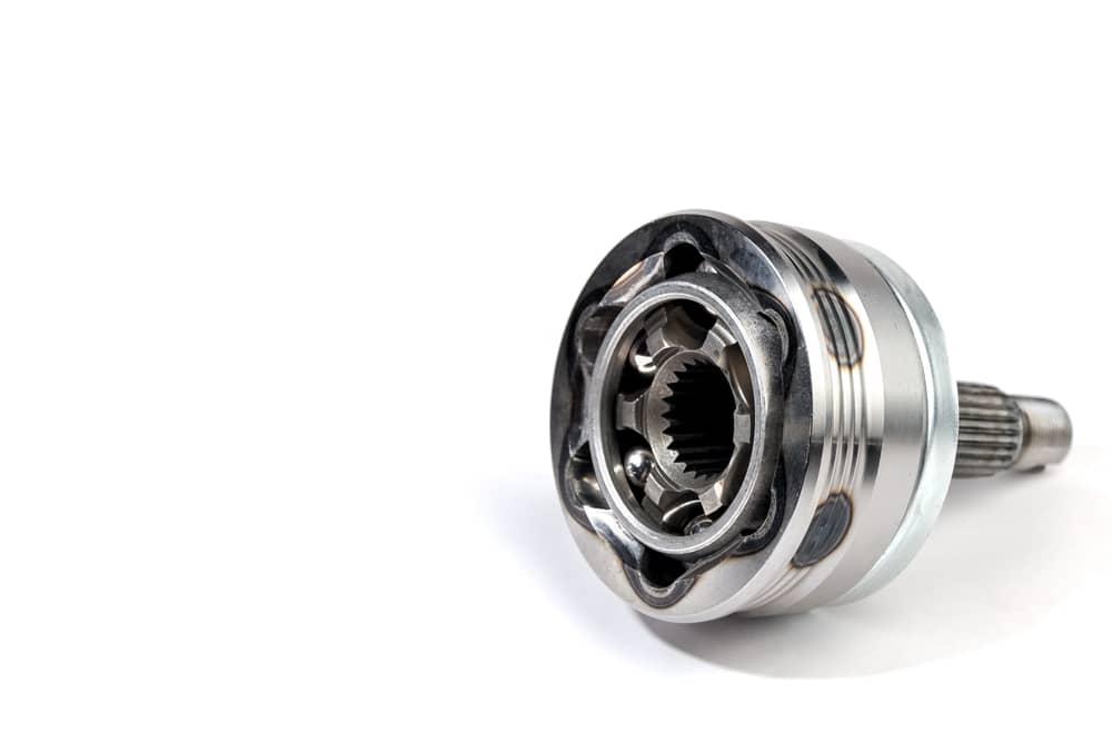 CV Joint, steering wheel noise