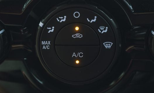car AC button, car ac repair