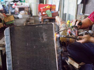 radiator repair cost