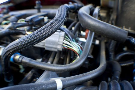 power steering hose replacement, power steering hose