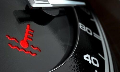 overheating gauge, car running hot but not overheating