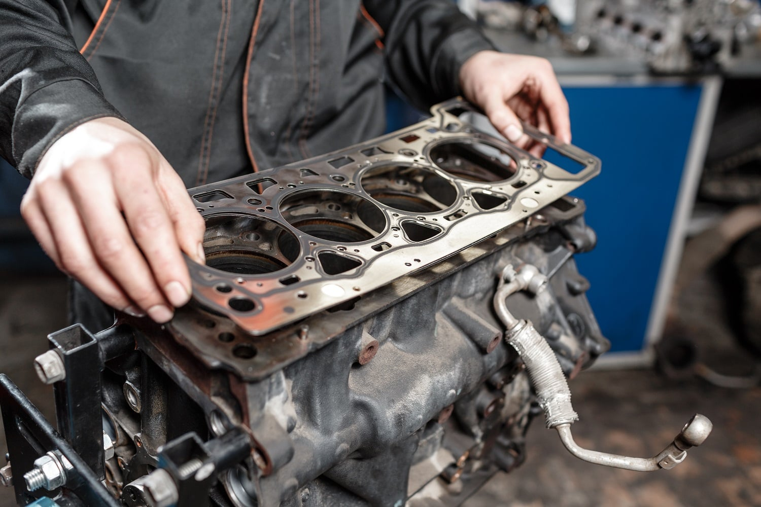 Cracked Engine Block >> Is Fixing a Blown Head Gasket Worth It? | BlueDevil Products