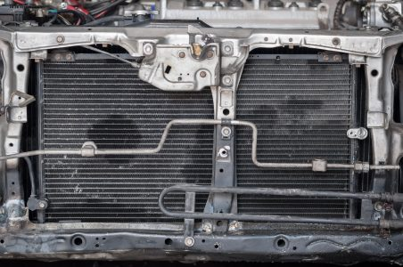 leaky radiator, what causes a radiator to leak