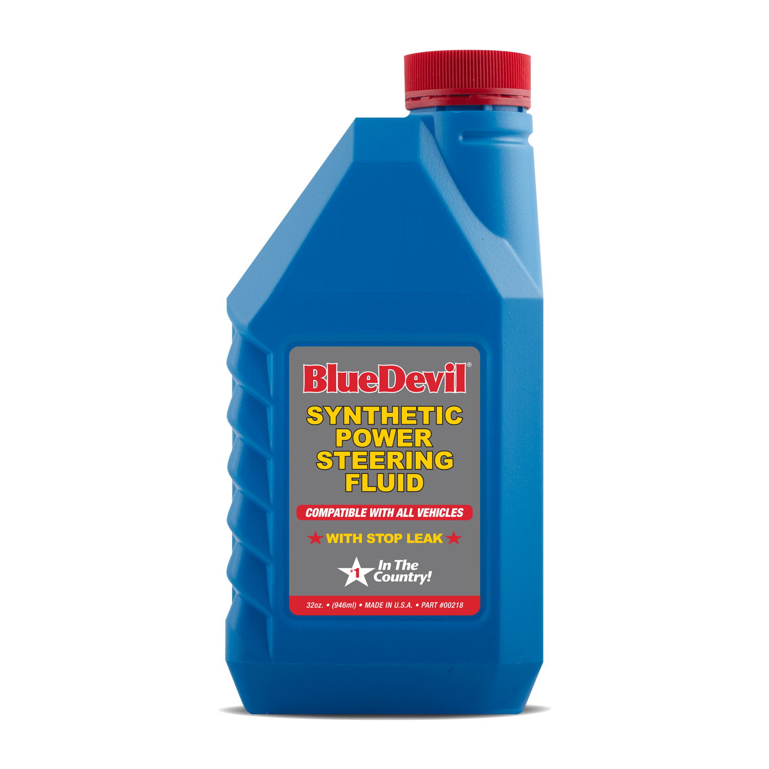 Synthetic Power Steering Fluid | BlueDevil Products