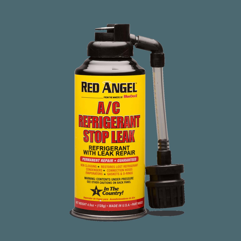 Red Angel AC Stop Leak | Fix AC Leaks | A/C Leak Sealant