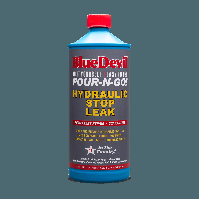 Hydraulic Stop Leak | Hydraulic Fluid Leak Stop & Repair