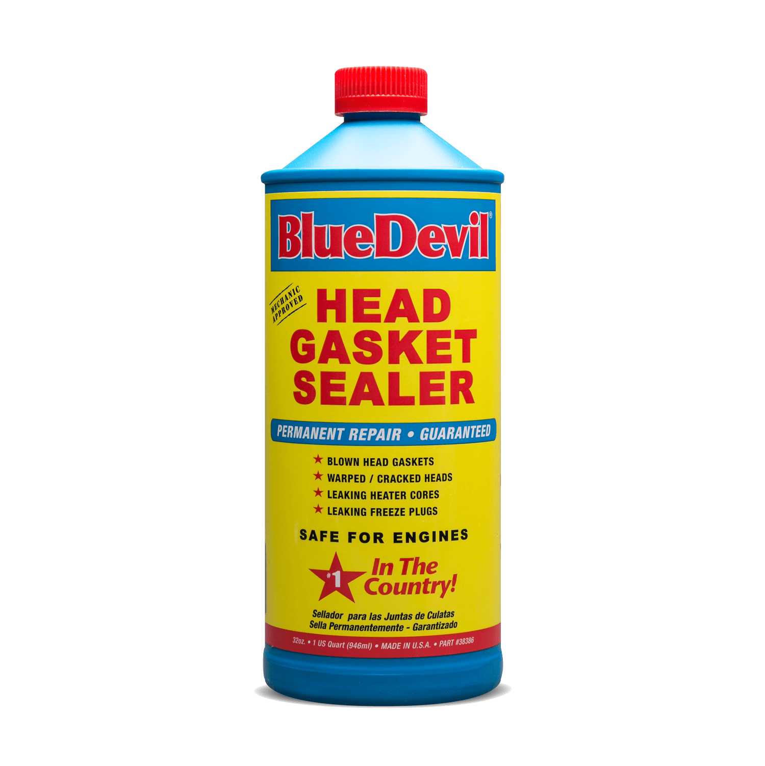 Head Gasket Sealer | Head Gasket Sealant | BlueDevil