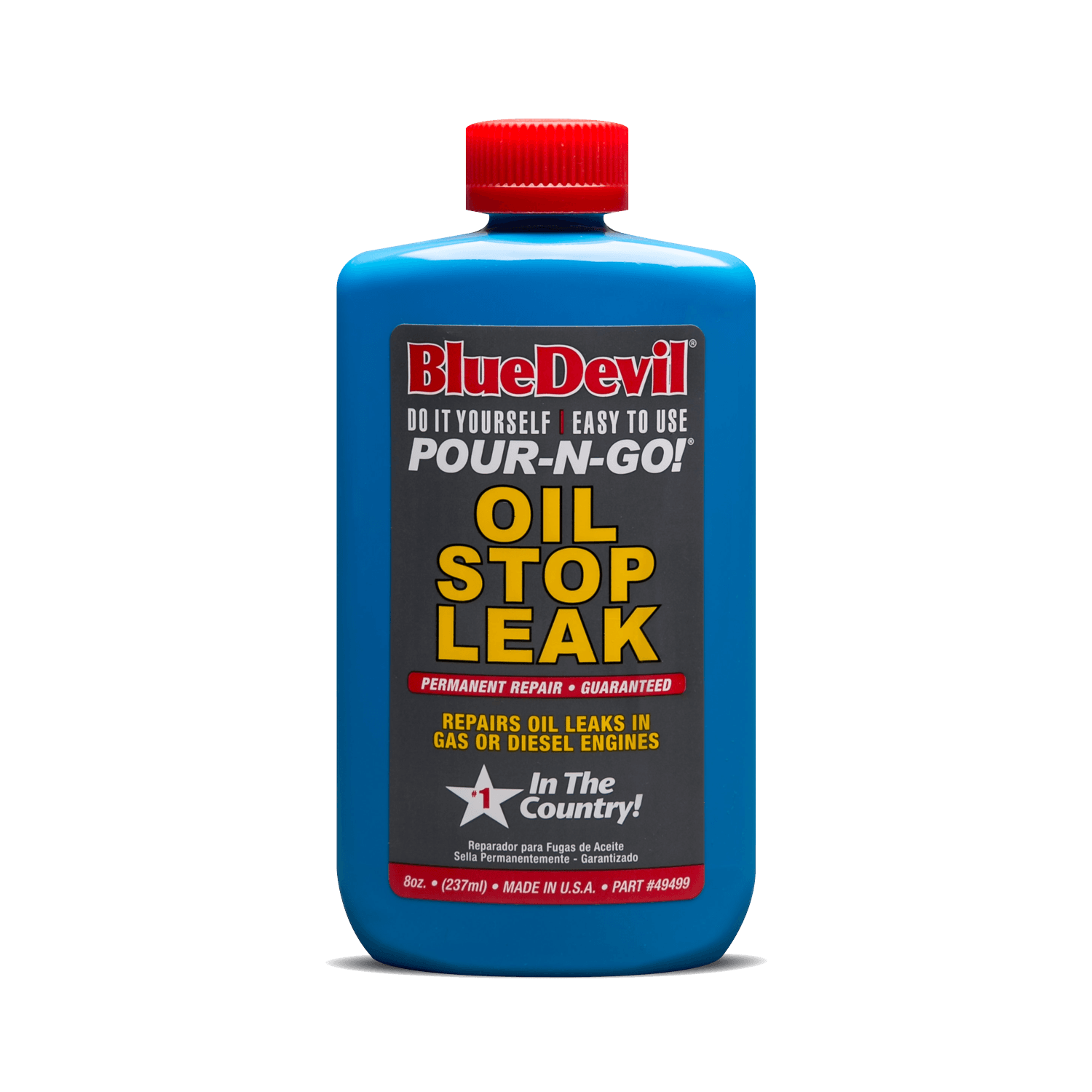 Oil Leak Repair >> Oil Stop Leak Engine Oil Leak Sealant Bluedevil