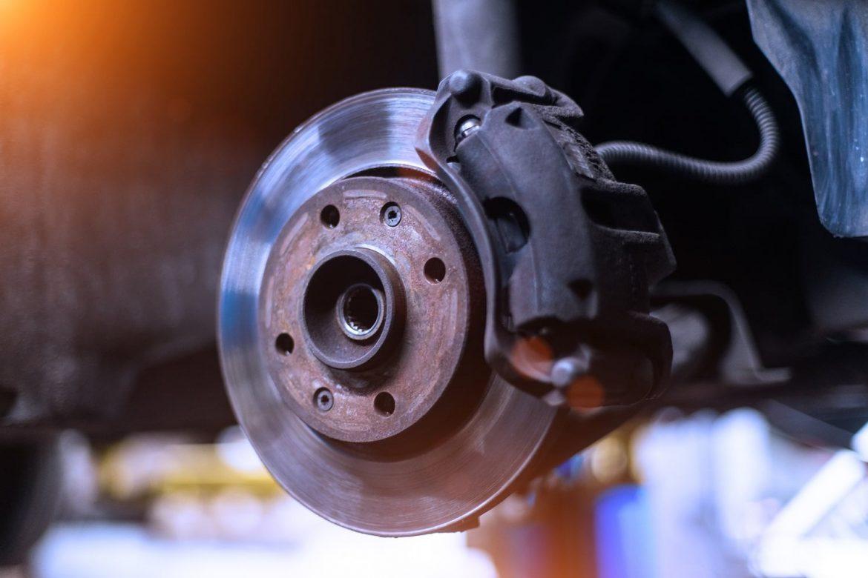 Brake Caliper, replacing a brake caliper