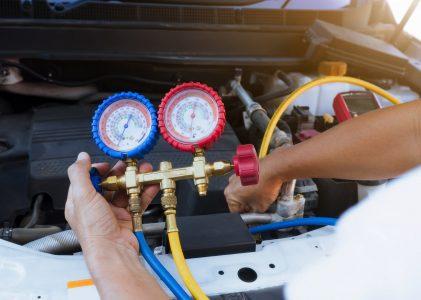 Car Repair from Mustangs Car