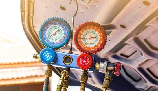 Car AC Pressure, Car AC pressure gauges