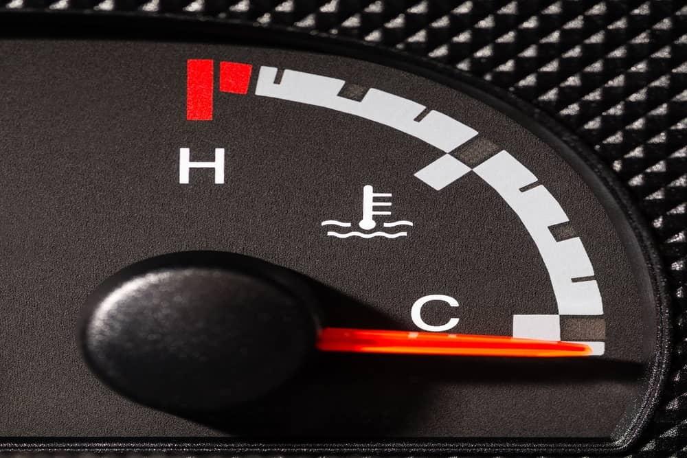 engine coolant temperature
