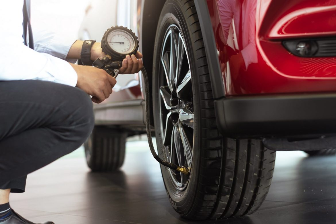 tire pressure, how to check your tire pressure