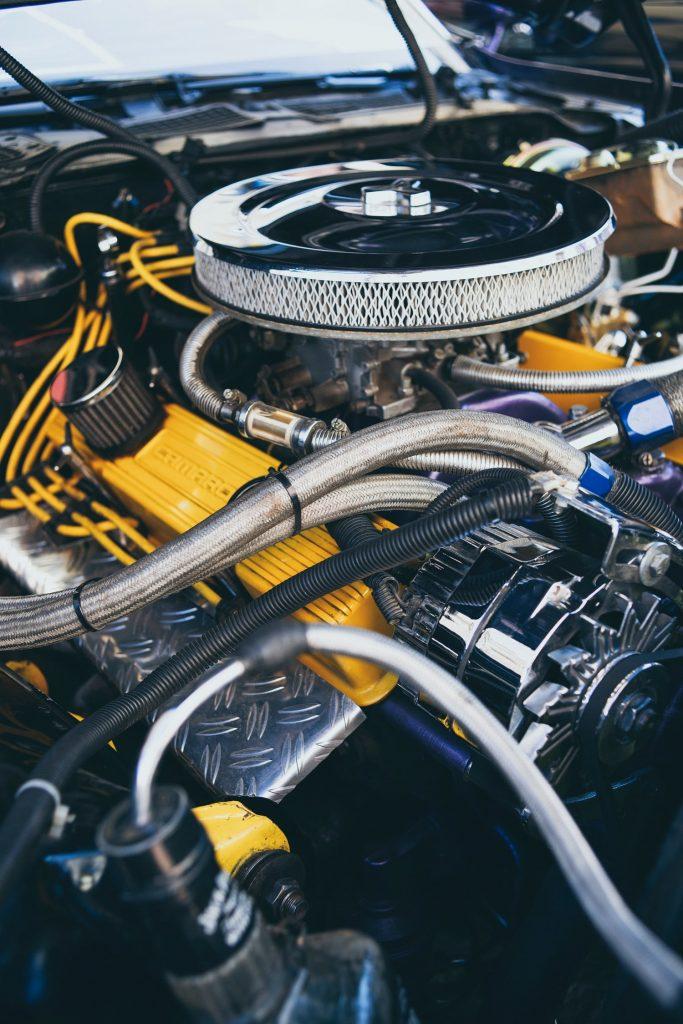 engine, oil cooler gasket