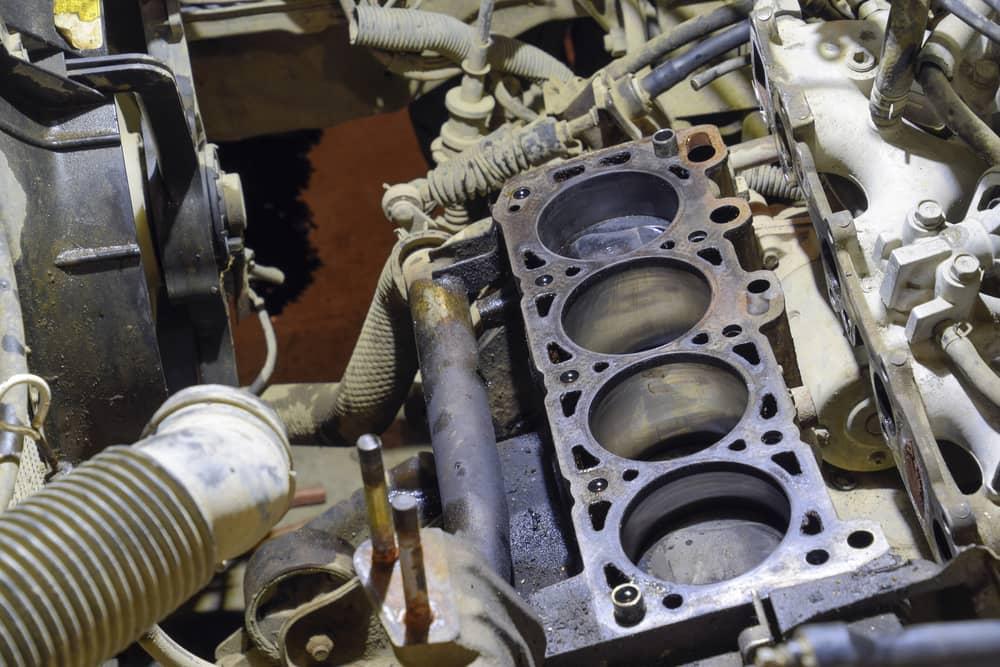 blown head gasket repair cost