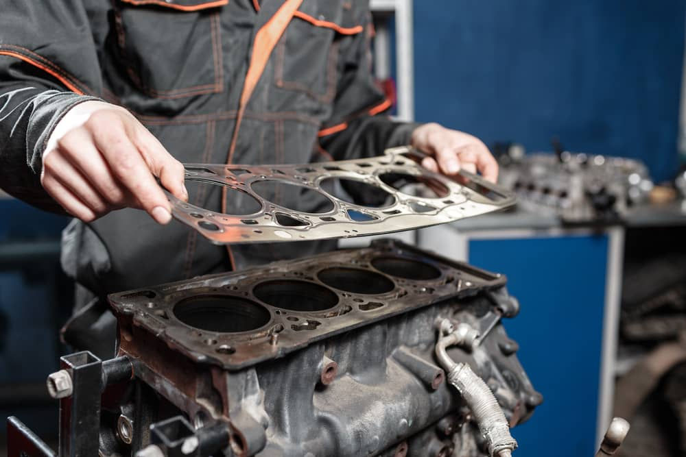 Find out why repairing a head gasket leak might be easier or harder than you think from BlueDevil Products