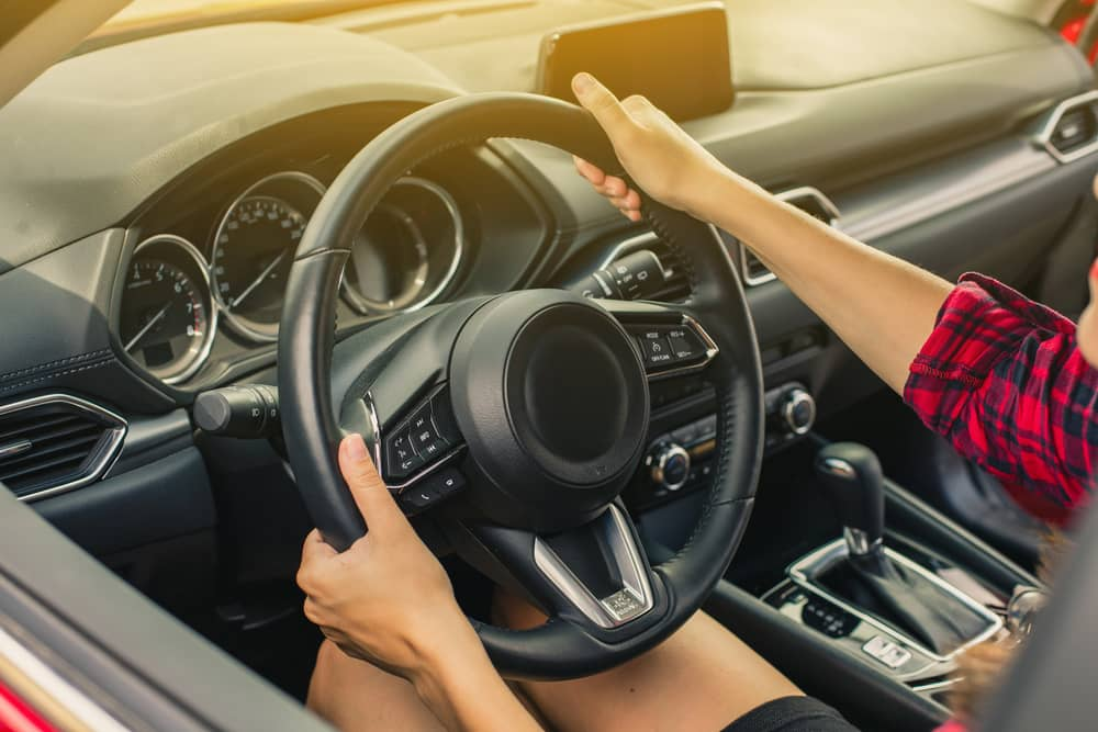 Learn the differences between electric power steering and hydraulic power steering from the auto pros at BlueDevil Products.