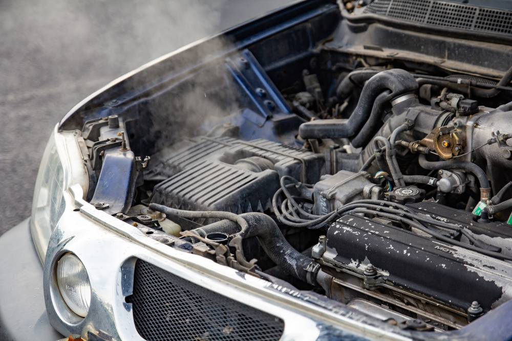 Learn why your radiator is leaking and how to fix it from the auto pros at BlueDevil Products