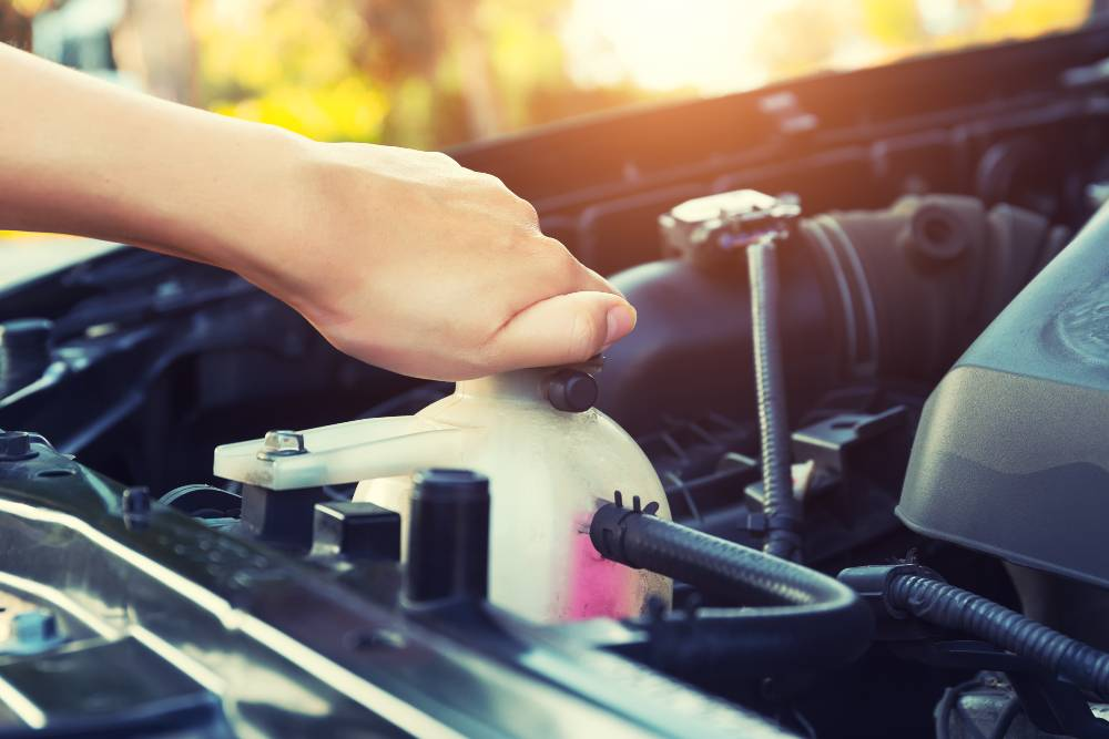 Your coolant reservoir plays a very important role in your car's engine. Learn more about it from the auto pros at BlueDevil Products