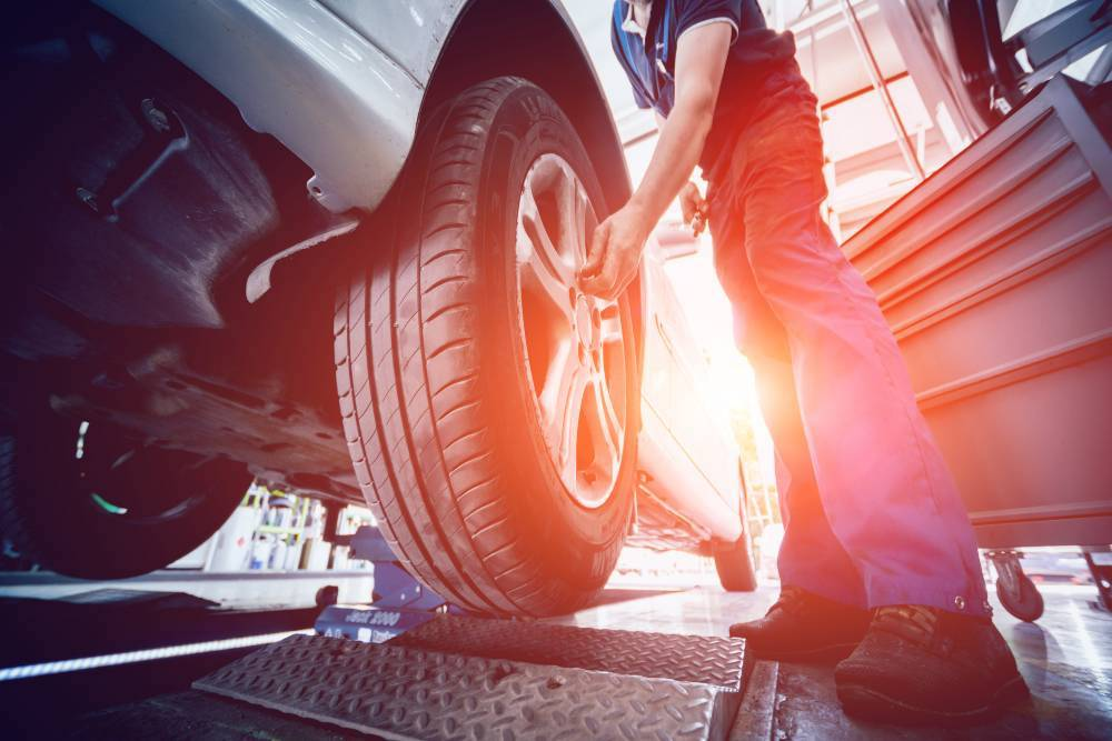 Learn about some common emergency car repair causes from the auto pros at BlueDevil Products